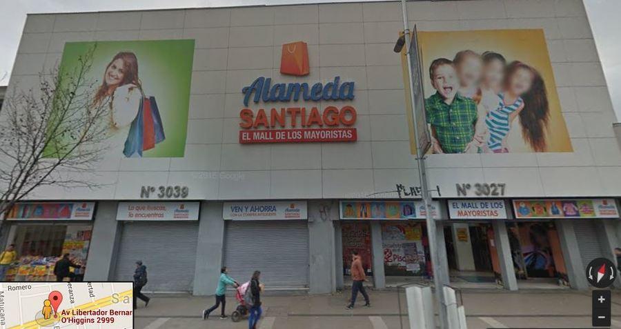 ARRIENDO LOCAL COMERCIAL EN BARRIO MEIGGS