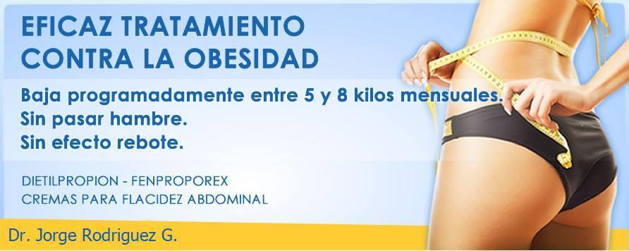 Tratamiento de obesidad
