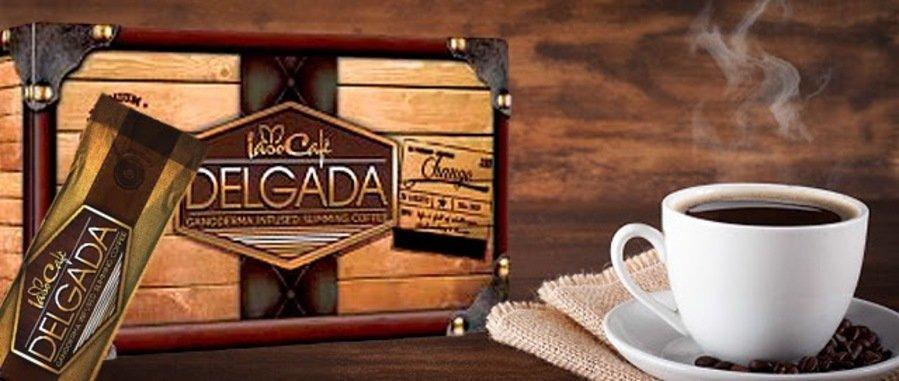 CAFE DELGADA    Baja de peso.