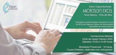 Curso MS Excel Nivel Básico
