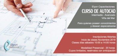 Curso AutoCAD Intermedio Avanzado